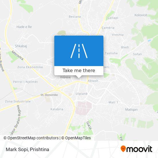 Mark Sopi map