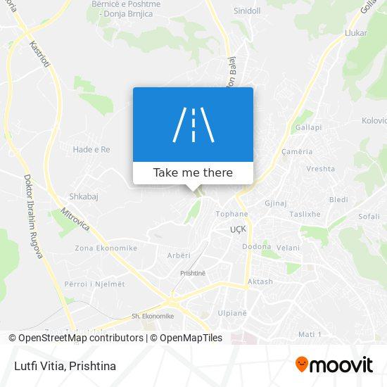 Lutfi Vitia map