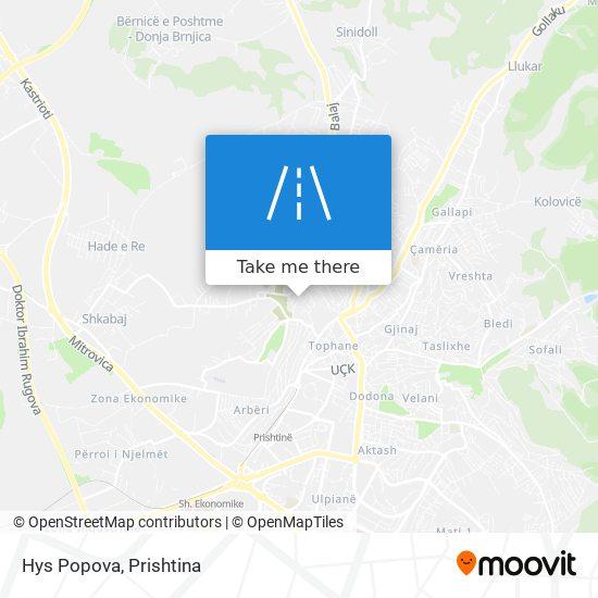 Hys Popova map
