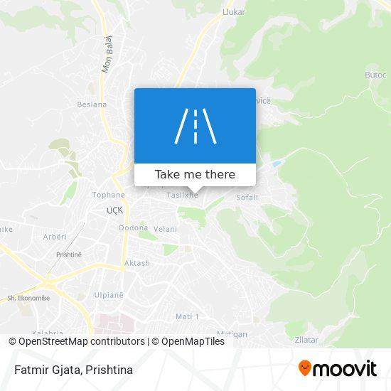 Fatmir Gjata map