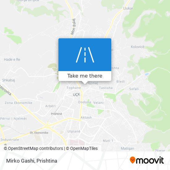 Mirko Gashi map