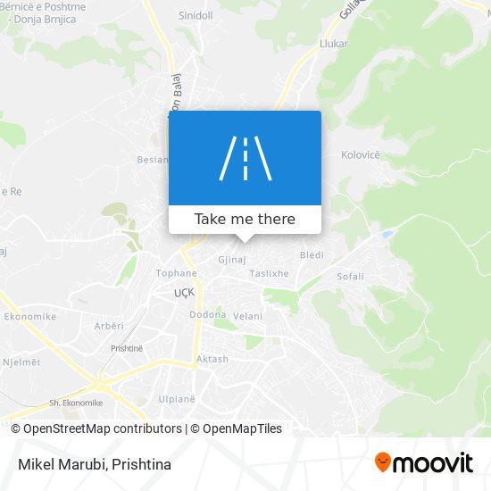 Mikel Marubi map