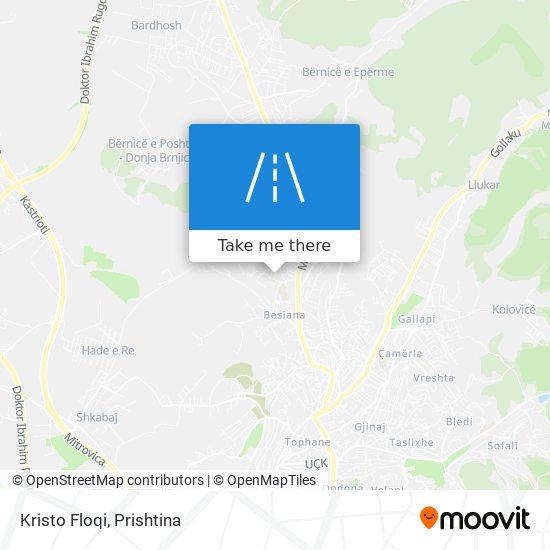 Kristo Floqi map