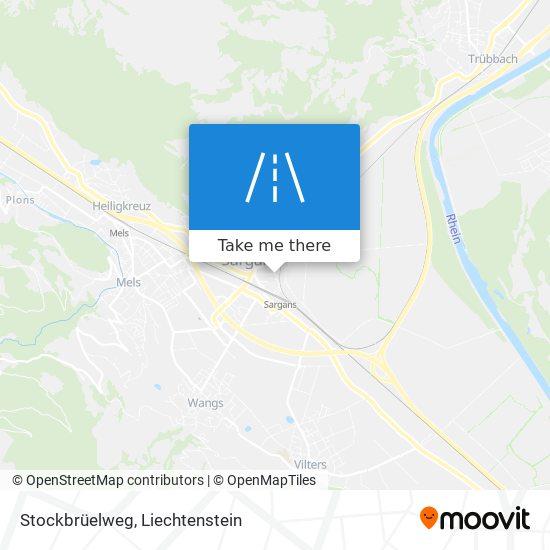 Stockbrüelweg map