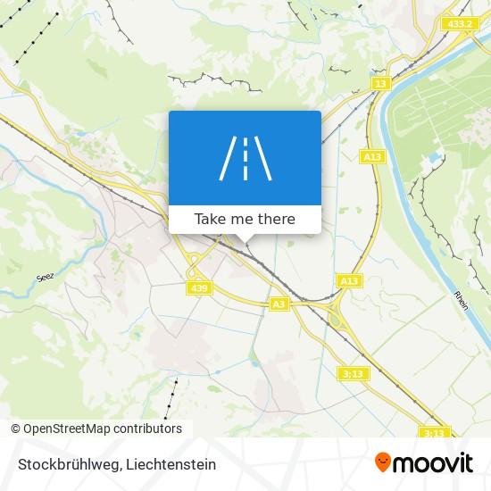 Stockbrühlweg map