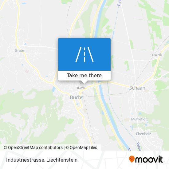 Industriestrasse map