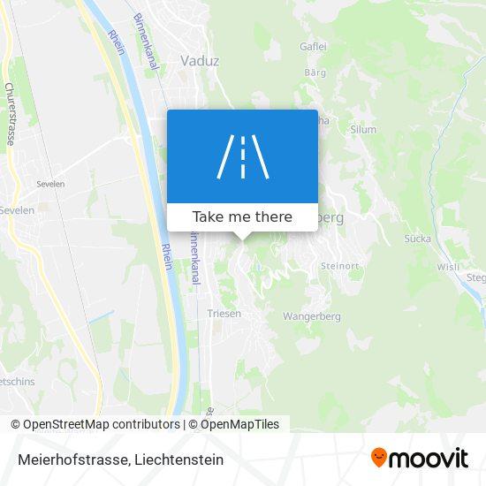 Meierhofstrasse map
