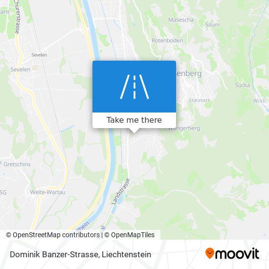 Dominik Banzer-Strasse map