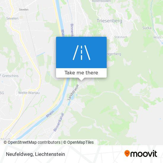 Neufeldweg map