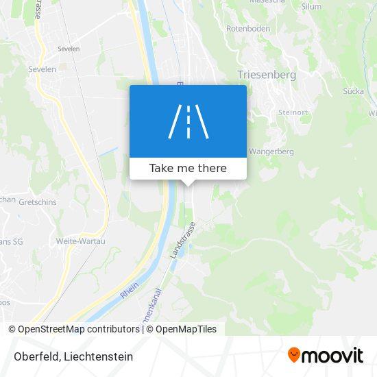 Oberfeld map