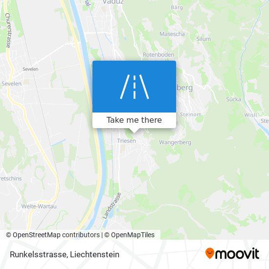 Runkelsstrasse map