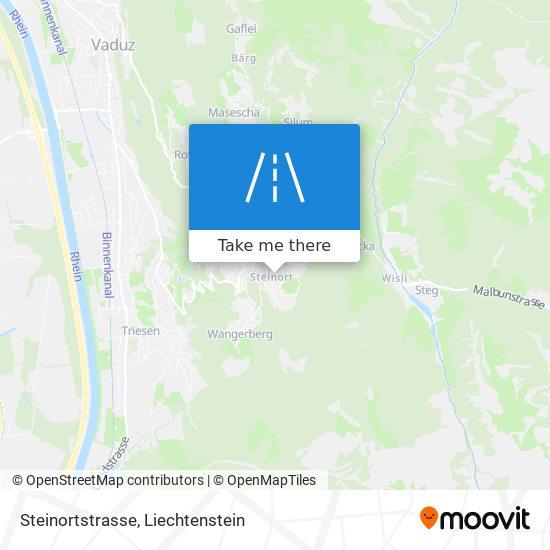 Steinortstrasse map