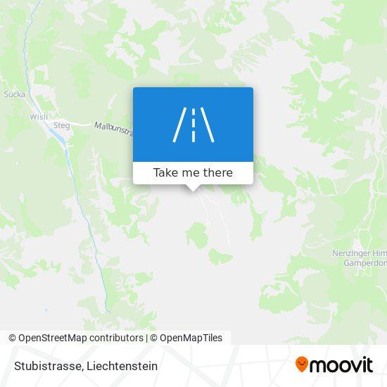 Stubistrasse map