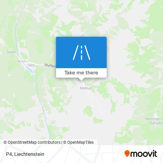 P4 map