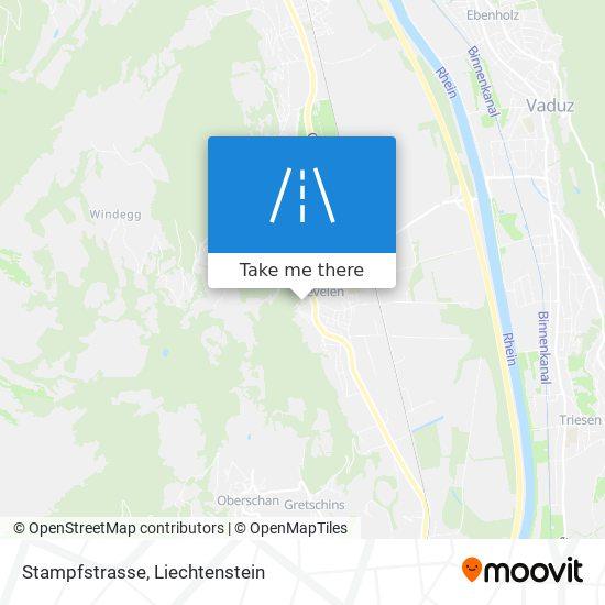 Stampfstrasse map