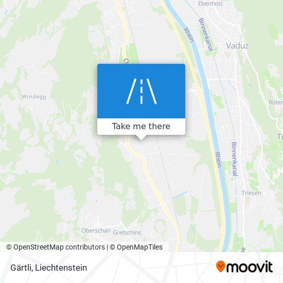 Gärtli map