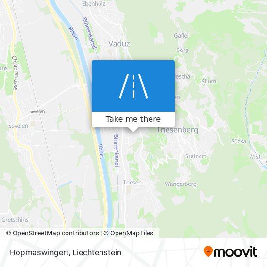 Hopmaswingert map