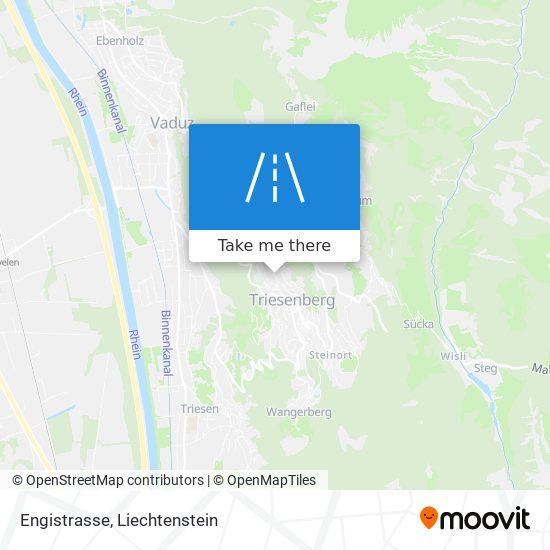 Engistrasse map