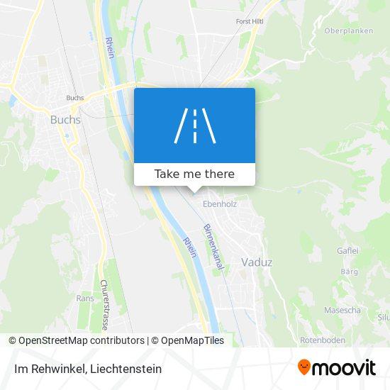 Im Rehwinkel map