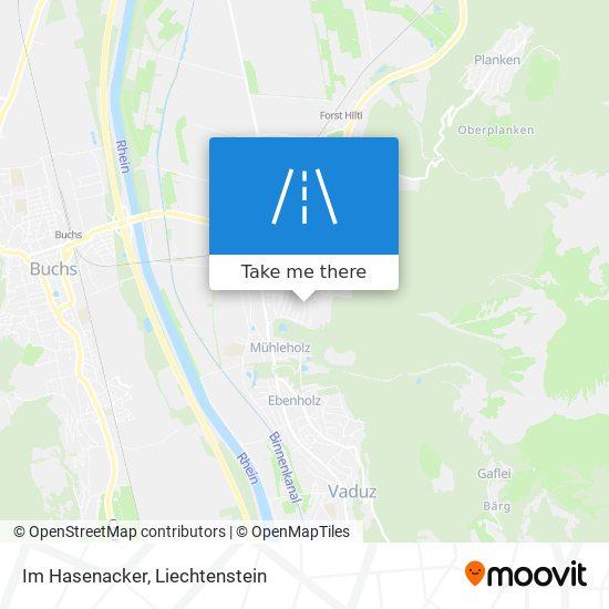 Im Hasenacker map