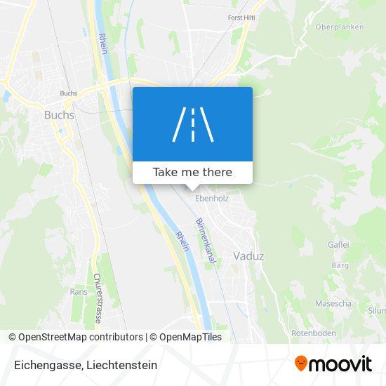 Eichengasse map