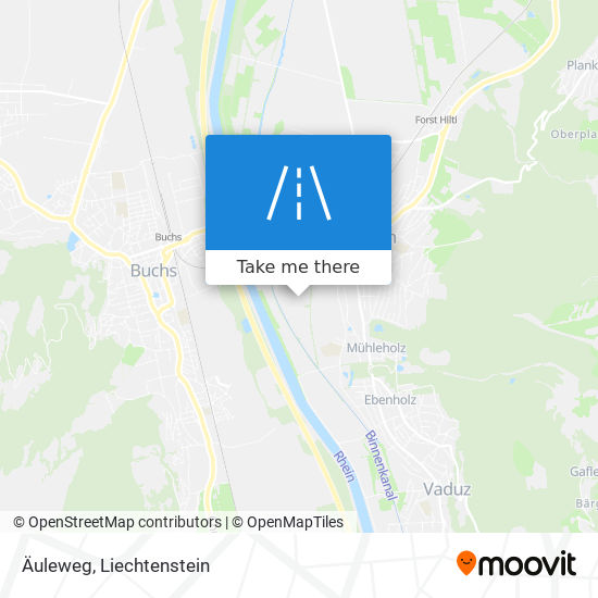 Äuleweg map