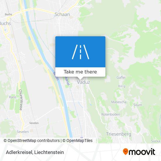 Adlerkreisel map