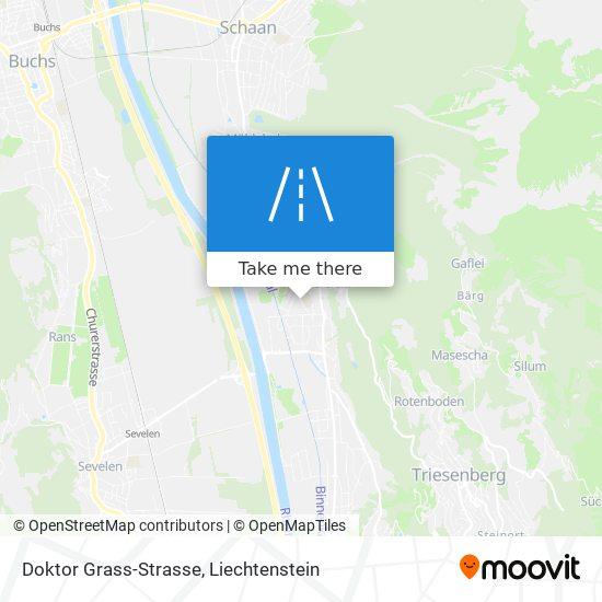 Doktor Grass-Strasse map