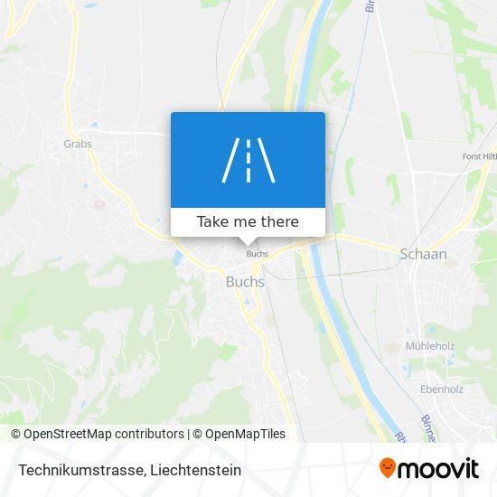 Technikumstrasse map