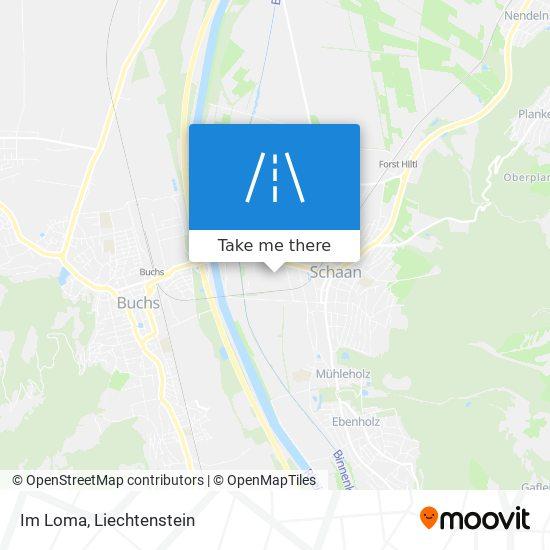 Im Loma map