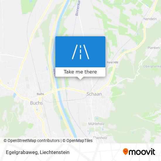 Egelgrabaweg map