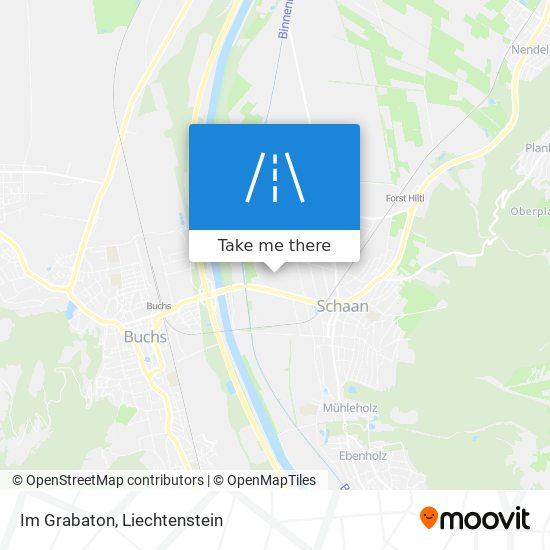 Im Grabaton map