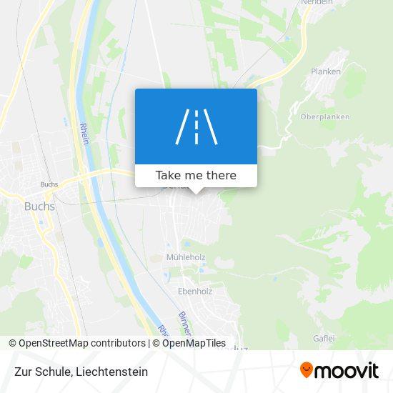 Zur Schule map