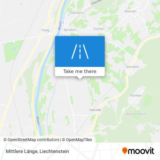 Mittlere Länge map