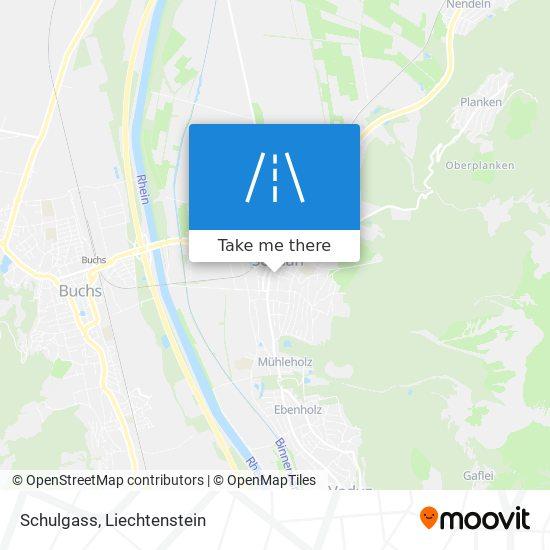 Schulgass map