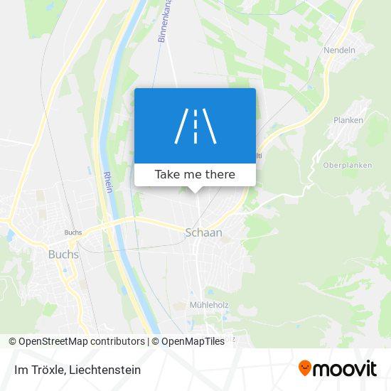 Im Tröxle map