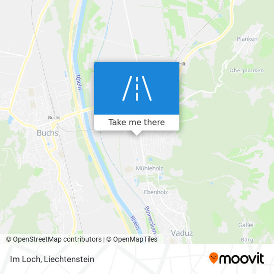 Im Loch map