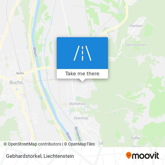 Gebhardstorkel map