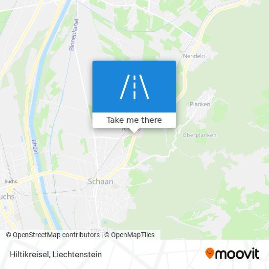 Hiltikreisel map