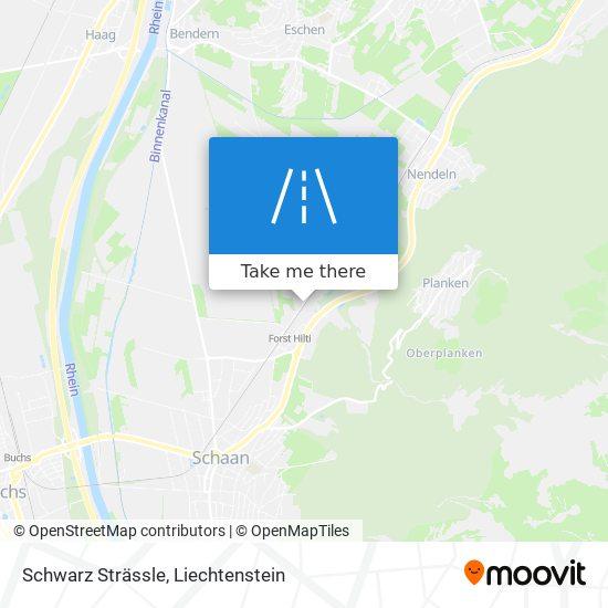 Schwarz Strässle map
