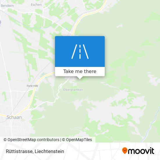 Rüttistrasse map
