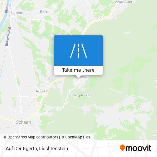 Auf Der Egerta map