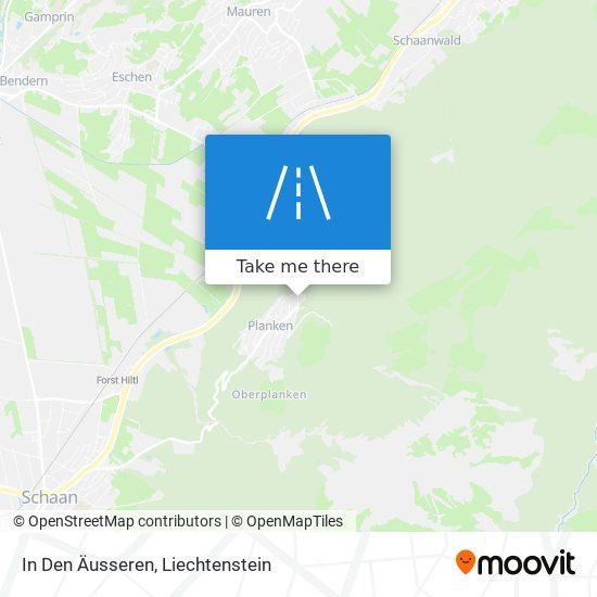 In Den Äusseren map