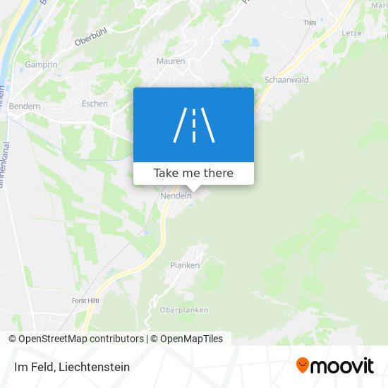 Im Feld map