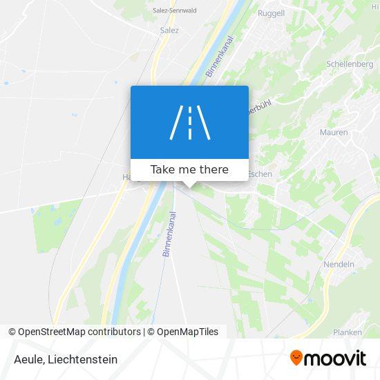 Aeule map