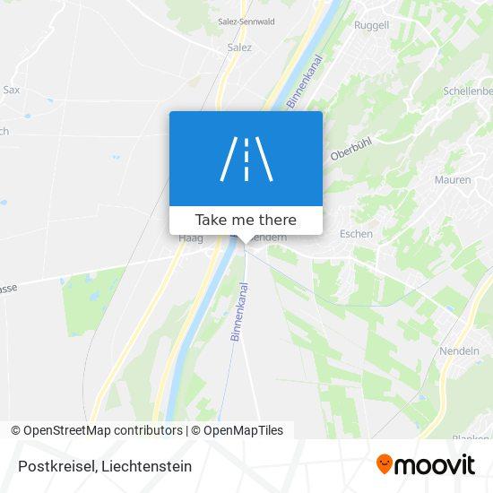 Postkreisel map