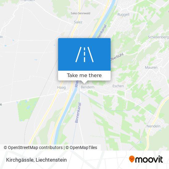 Kirchgässle map