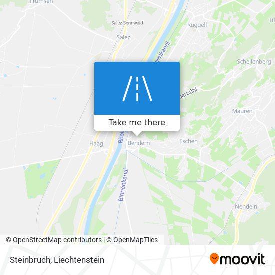 Steinbruch map