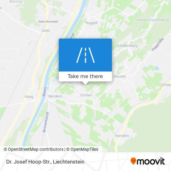 Dr. Josef Hoop-Str. map