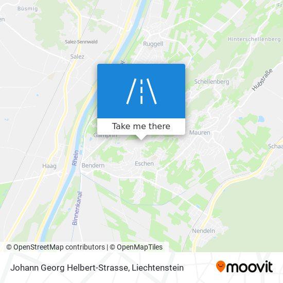 Johann Georg Helbert-Strasse map